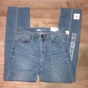NWT Old Navy women's Power Jean size 4 ankle